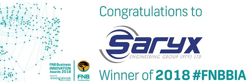 Saryx Engineering Group (Pty) Ltd